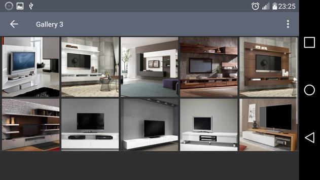 Modern Tv Stand screenshot 6
