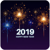 Top Hppy New Year SMS 2019 icon