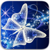 Sparkles and Spring Tile Puzzle 圖標