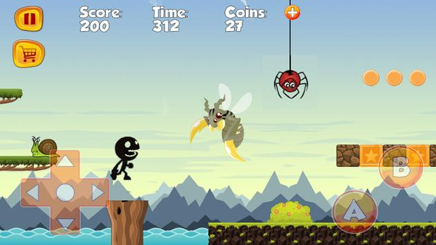 stick man adventures screenshot 3