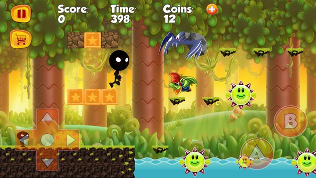 stick man adventures screenshot 2