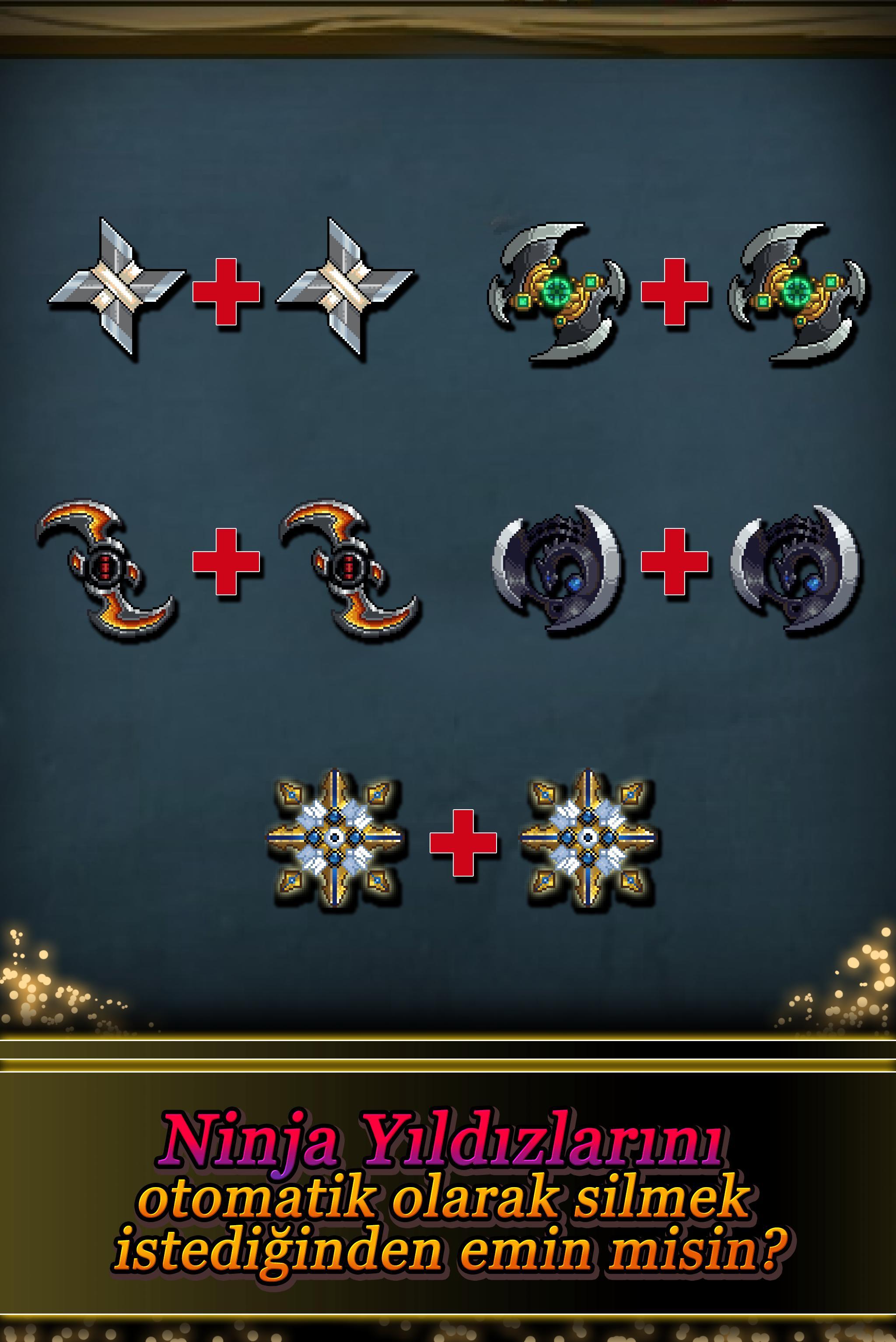 Android için Merge Ninja Star 2 - APK'yı İndir