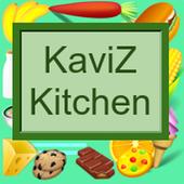 KaviZ Kitchen icon