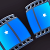 Icona Movavi Clips - Video Editor with Slideshows