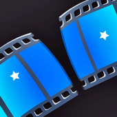 Movavi Clips - Video Editor with Slideshows-icoon