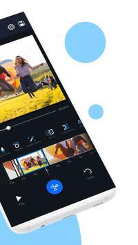 Movavi Clips - Video Editor with Slideshows captura de pantalla 1