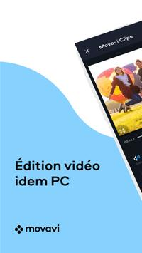 Movavi Clips - Video Editor with Slideshows Affiche