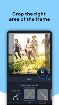 Movavi Clips - Video Editor with Slideshows स्क्रीनशॉट 3