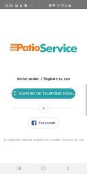 Patio Service screenshot 4
