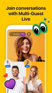 Hakuna: Live Stream, Meet and Chat, Make Friends Screenshot 2