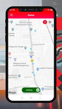 MoveOnSense Driver screenshot 1