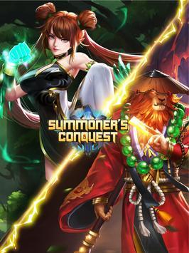 Summoner's Conquest 스크린샷 8