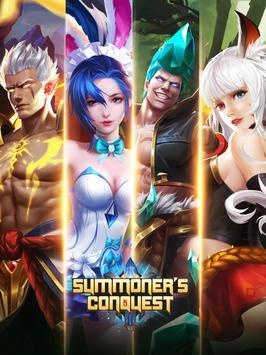 Summoner's Conquest 스크린샷 9