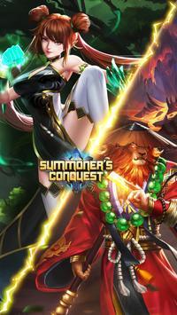 Summoner's Conquest 스크린샷 1