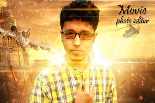 Movie Photo Editor : Movie Photo Frames screenshot 3