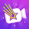 Video Maker With Music Photos, Video Effects App 图标