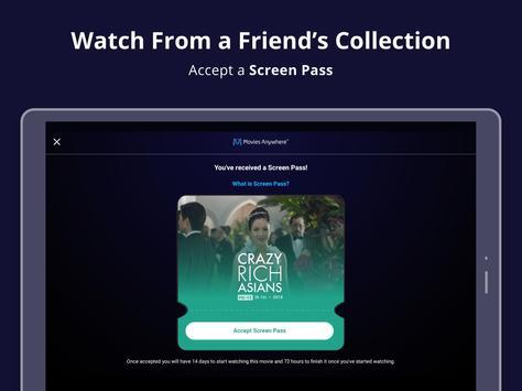 Movies Anywhere screenshot 9
