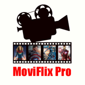MoviFlix Pro - Watch HD Movies Online Free 2019 icon