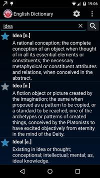 Advanced Offline Dictionary تصوير الشاشة 3