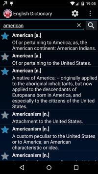Advanced Offline Dictionary تصوير الشاشة 8