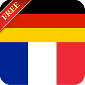 Offline French German Dictionary icon