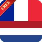 Offline French Dutch Dictionary icon