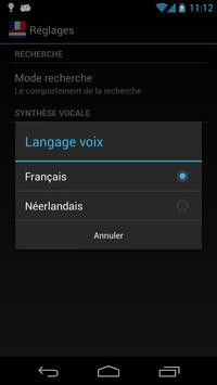 Offline French Dutch Dictionary screenshot 2