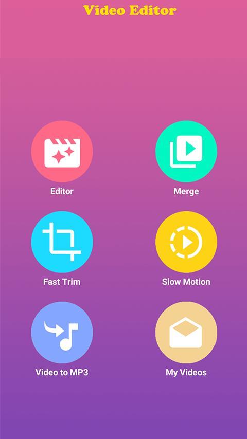 Pembuat Video Editor Video Dengan Foto Musik For Android Apk Download