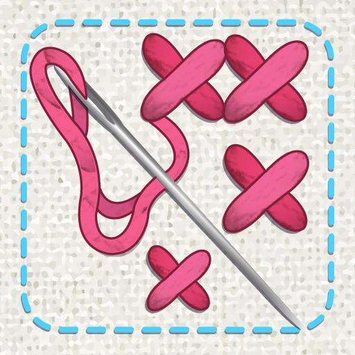 GOGO Cross Stitch
