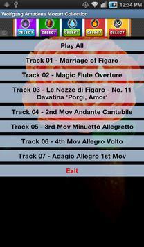 Classical Mozart Collection screenshot 1