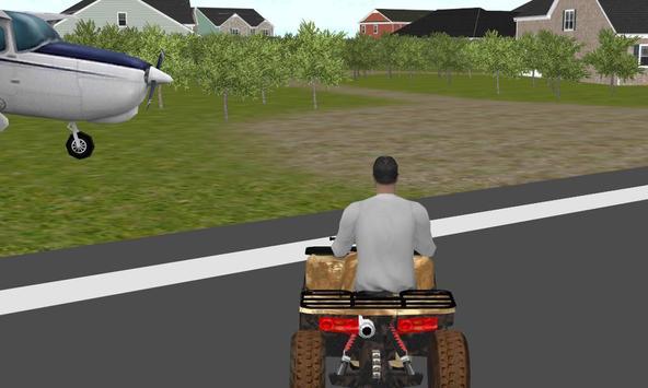 Airplane Ship Quad Road Trip screenshot 9