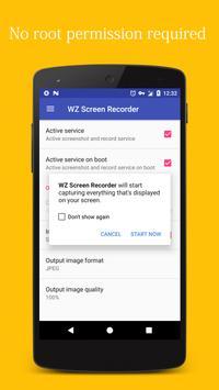 WZ Screen Recorder screenshot 1