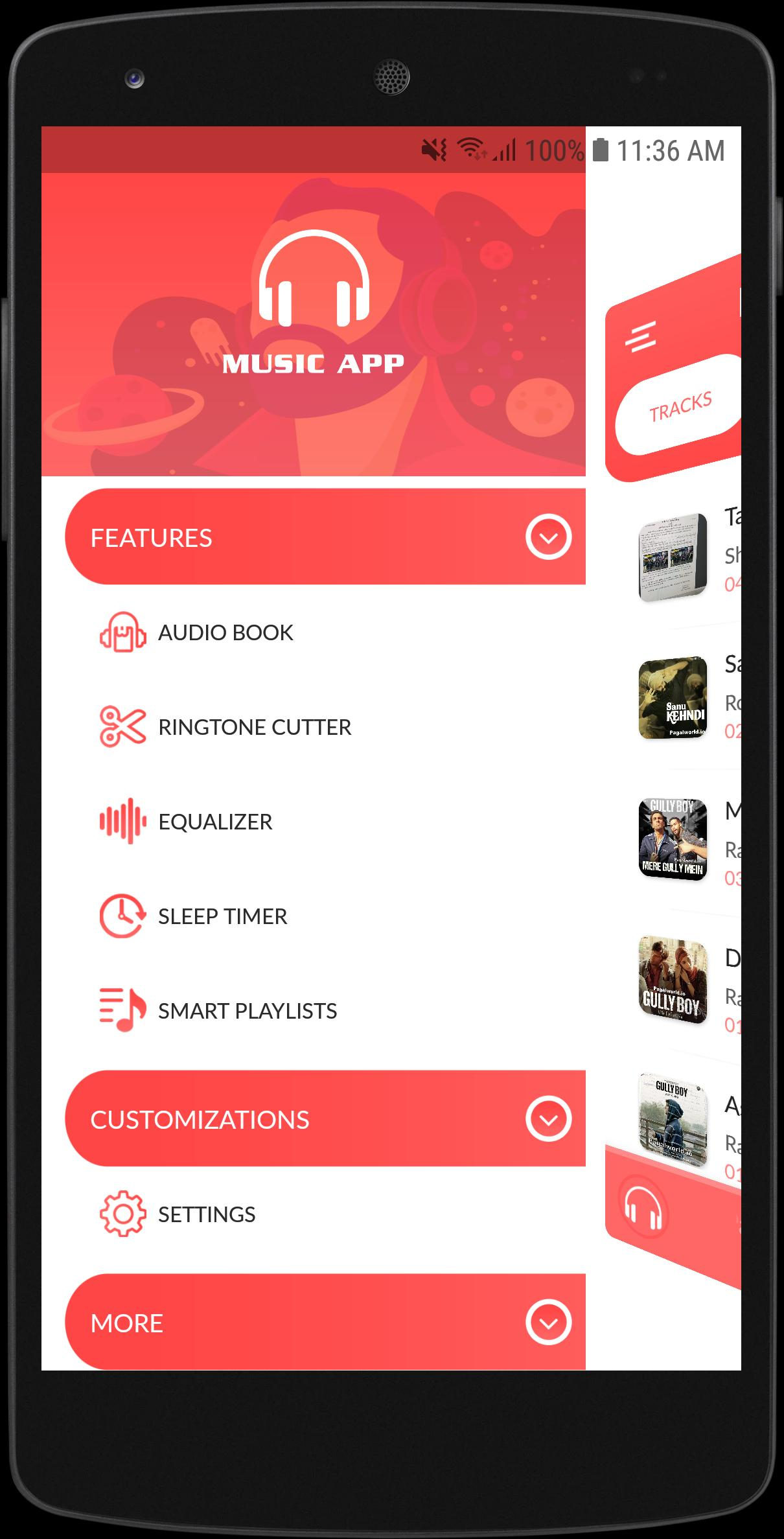 MP3 Music Player for Android - APK Download
