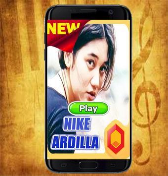 MP3 Nike Ardilla Offline poster
