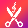 MP3 Editor: Cut Music, Video To Audio أيقونة