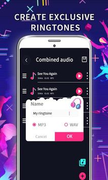 MP3 Editor: Cut Music, Video To Audio ảnh chụp màn hình 3