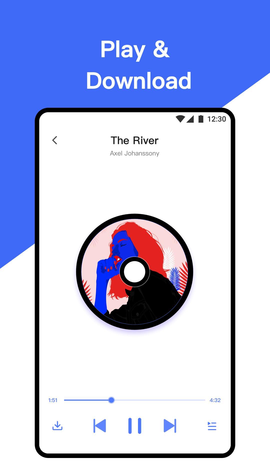 Pengunduh musik mp3 gratis terbaik secara gratis for Android - APK Download
