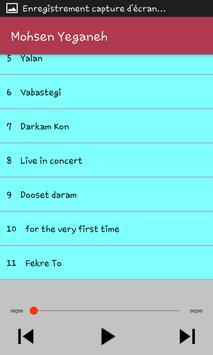 all best songs Mohsen Yaghani 2019 screenshot 7