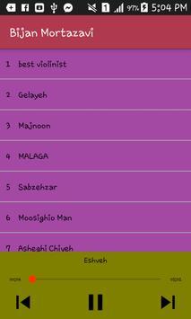 All the best songs of Cihan Mortazavi screenshot 6