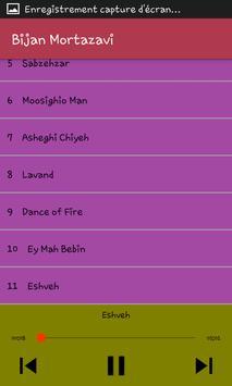 All the best songs of Cihan Mortazavi screenshot 2