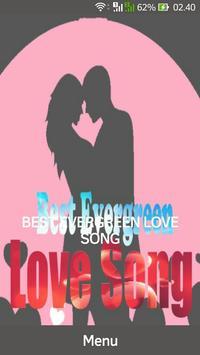 Best Evergreen Love Song poster