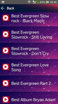 Best Evergreen Love Song screenshot 1