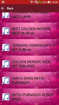 MP3 Lagu Kenangan screenshot 1