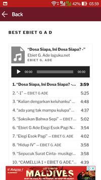 MP3 Lagu Kenangan screenshot 2