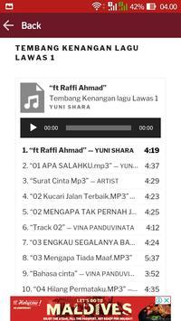 MP3 Lagu Kenangan screenshot 4