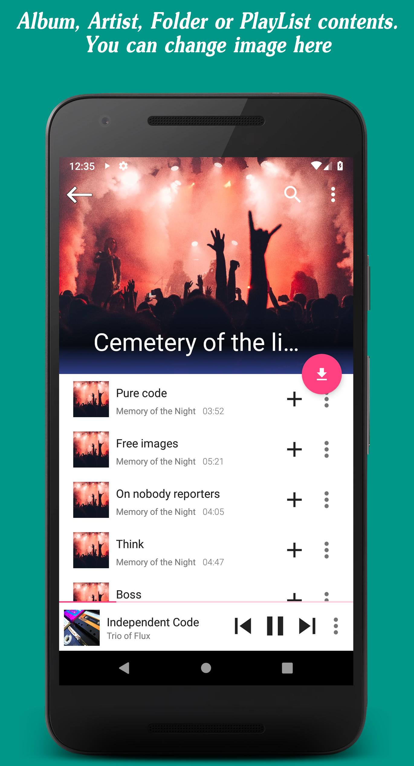 Invenio Music Player for Android - APK Download