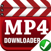 MP4 All Video Player icon