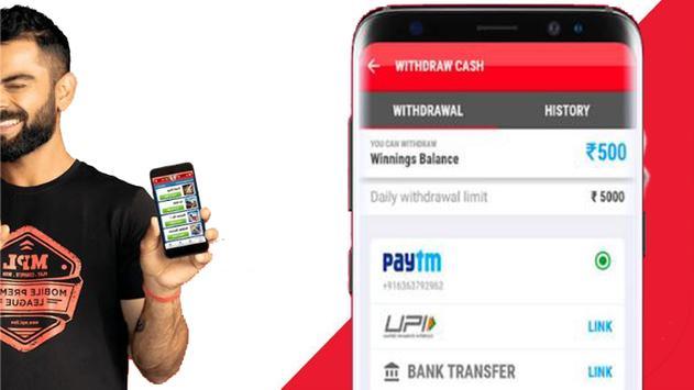 Tips MPL - MGL (Mobile Game League ) to earn money screenshot 3