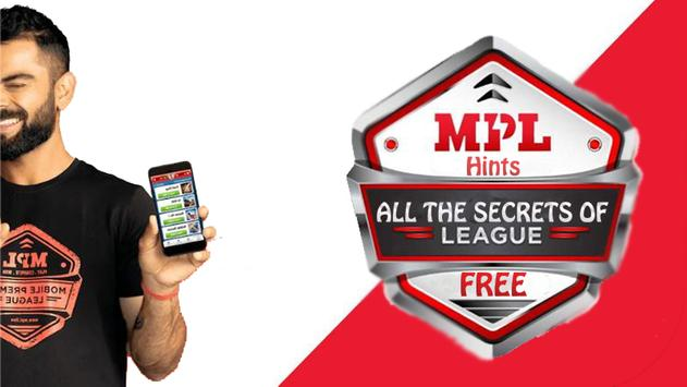 Tips MPL - MGL (Mobile Game League ) to earn money poster