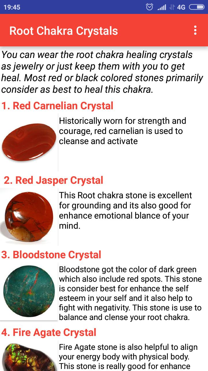 Root Chakra Healing for Android - APK Download